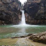 Buchenegger Wasserfall in Oberstaufen