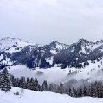 mystischer Panoramablick vom Hochgrat