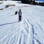 Winterwandern am Hochgrat
