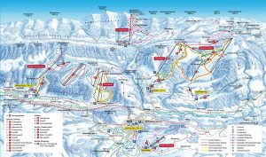 Oberstaufen Pistenplan Wintersport