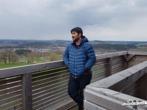 Silas Landeck Wanderfalkeonline Wanderfalke-Gründer