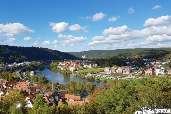 Mainschleife Kreuzwertheim Wertheim