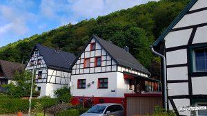 Wildnis Trail Gemünd Fachwerkhäuser Nationalpark Eifel