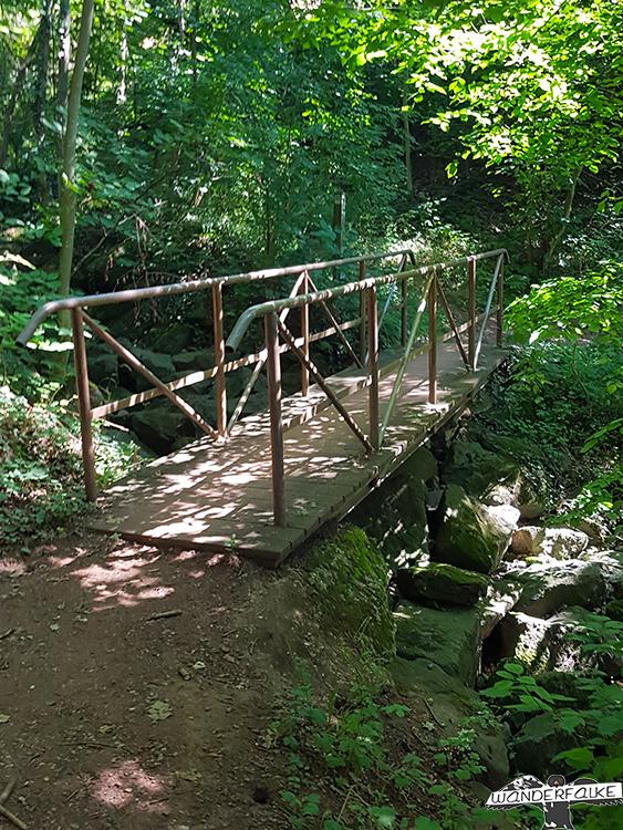 Unraspfad Nideggen Nordeifel Buntsandsteinroute Nationalpark Eifel