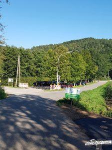 Campingplatz Felsenblick Hausen Buntsandsteinroute Nordeifel Wanderweg wandern