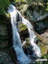 Schrainbachwasserfall zwischen St Bartholomä und Salet