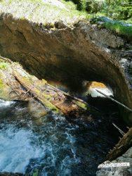 Steinerne Brücke am Schrainbachwasserfall