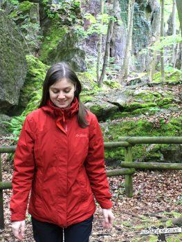 Felsenmeer Hemer Wanderfalke Wandern Wanderblog Maier Sports Härtetest