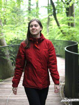 Wandern im Felsenmeer Hemer Sauerland Wanderblog Wanderfalkeonline für den Maier Sports Härtetest