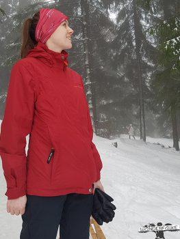 Wandern Maiersports Härtetest Winter Schnee Wanderblog Wanderfalkeonline