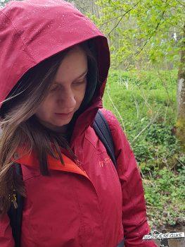 Wandern Regen Maiersports Härtetest Wanderblog Wanderfalke Online